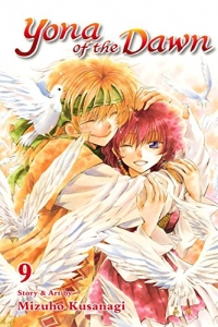 Yona of the Dawn - Vol.09: Kindle Edition