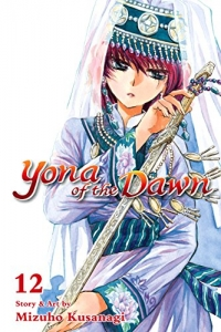 Yona of the Dawn - Vol.12: Kindle Edition