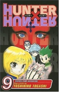 Hunter X Hunter - Vol.09: Kindle Edition