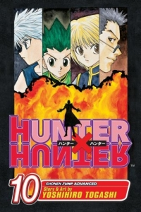Hunter X Hunter - Vol.10: Kindle Edition