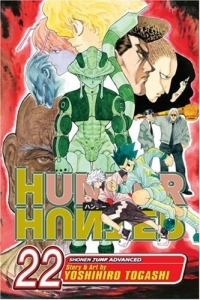 Hunter X Hunter - Vol.22: Kindle Edition