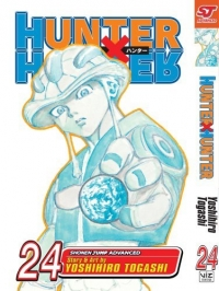 Hunter X Hunter - Vol.24: Kindle Edition