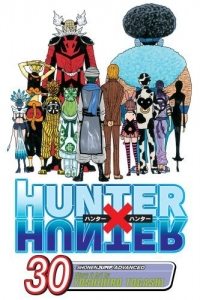 Hunter X Hunter - Vol.30: Kindle Edition