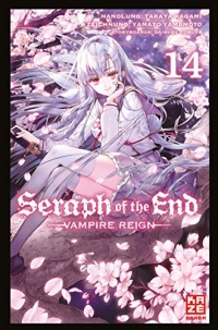 Seraph of the End: Vampire Reign - Bd. 14: Kindle Edition