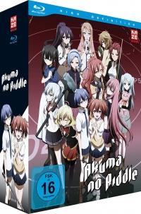 Akuma no Riddle - Gesamtausgabe [Blu-ray]