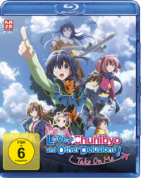 Love, Chunibyo & Other Delusions!: Take On Me [Blu-ray]