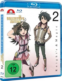 Knight's & Magic - Vol.2/4: Limited Collector's Edition [Blu-ray]