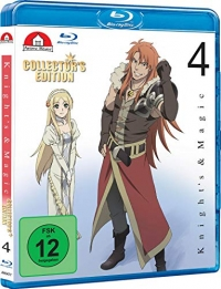 Knight's & Magic - Vol.4/4: Limited Collector's Edition [Blu-ray]