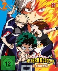My Hero Academia: Staffel 2 - Vol.2/5 [Blu-ray]