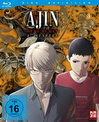 Ajin: Demi-Human - Vol.3/4 [Blu-ray]