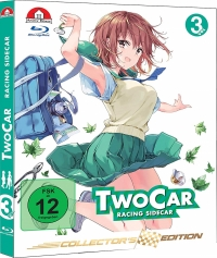 Two Car - Vol.3/4: Limited Collector's Edition [Blu-ray]