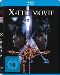 X: The Movie [Blu-ray]