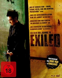 Exiled - Mediabook Edition [Blu-ray+DVD]