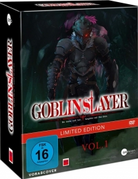 Goblin Slayer - Vol.1/3: Limited Mediabook Edition + Sammelschuber