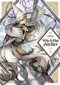 Witch Hat Atelier - Vol.03