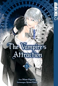 The Vampire's Attraction - Bd.01: Kindle Edition
