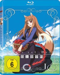 Spice and Wolf - Vol.1/3 [Blu-ray]
