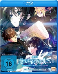 The Irregular at Magic High School: The Movie - The Girl who Summons the Stars [Blu-ray]
