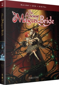 The Ancient Magus Bride - Part 1/2 + OVA [Blu-ray+DVD]