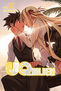 UQ Holder! - Vol.11: Kindle Edition