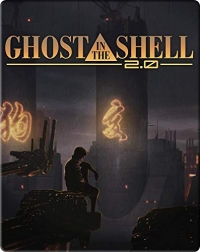 Ghost in the Shell 2.0 - Limited FuturePak Edition