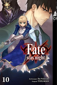 Fate/stay night - Bd.10: Kindle Edition