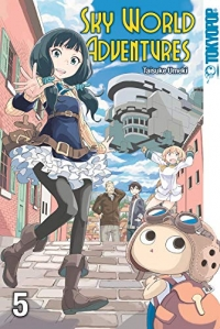 Sky World Adventures - Bd.05: Kindle Edition