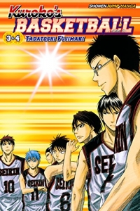 Kuroko's Basketball - Vol.02: Omnibus Edition (Vol.03&04): Kindle Edition