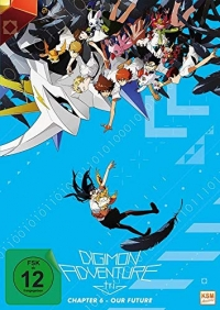 Digimon Adventure Tri. - Chapter 6: Our Future