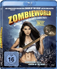 Zombieworld: Welcome to the Ultimate Zombie Party [Blu-ray]