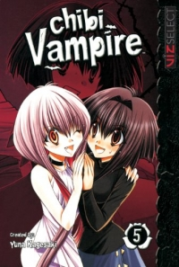 Chibi Vampire - Vol.05: Kindle Edition