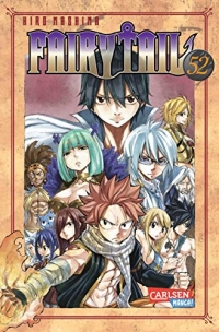 Fairy Tail - Bd.52: Kindle Edition