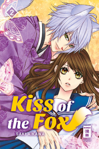 Kiss of the Fox - Bd.02