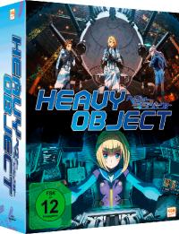 Heavy Object - Gesamtausgabe [Blu-ray]