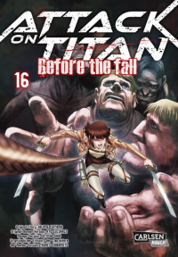 Attack on Titan: Before the Fall - Bd.16