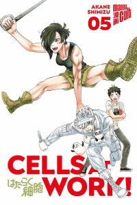 Cells at Work! - Bd.05