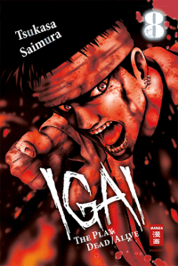 Igai: The Play Dead/Alive - Bd.08