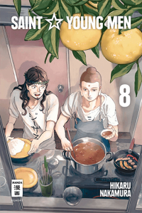 Saint Young Men - Bd.08