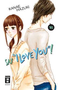 "Say ""I love you""! - Bd.16"