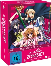 Is This A Zombie? - Vol.1/3: Limited Mediabook Edition + Sammelschuber