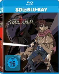 The Soultaker - Gesamtausgabe [SD on Blu-ray]