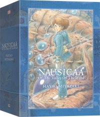 Nausicaä of the Valley of the Wind - Complete Box Set