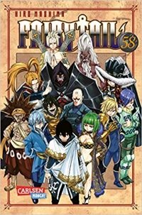 Fairy Tail - Bd. 58: Kindle Edition