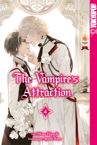 The Vampire's Attraction - Bd.04