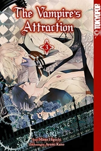 The Vampire's Attraction - Bd.03