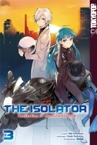 The Isolator: Realization of Absolute Solitude - Bd.03