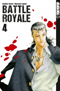 Battle Royale - Sammelband 04