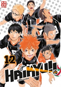 Haikyu!! - Bd.12: Kindle Edition