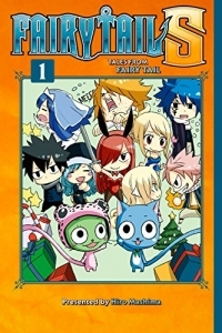 Fairy Tail S - Vol.01: Kindle Edition