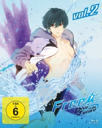 Free! Dive to the Future - Vol. 2/2 [Blu-ray]
